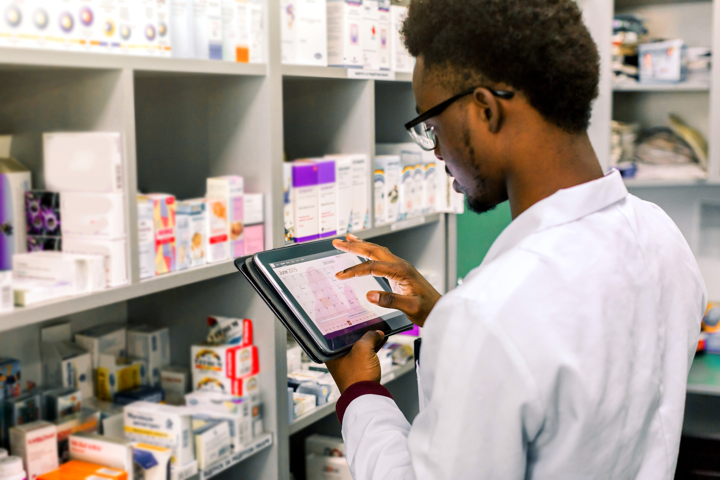 The ability to accurately track pharmaceutical products as they travel throughout the supply chain assures authenticity and prevents acceptance of altered or counterfeit products, helping safeguard patients from dire consequences.
